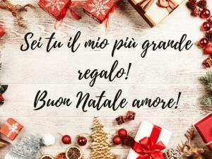 Frasi Romantiche Per Natale.Buon Natale Amore